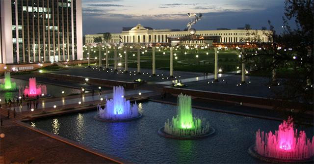 ウズベキスタン情報館